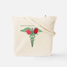 Funny Acupressure Tote Bag