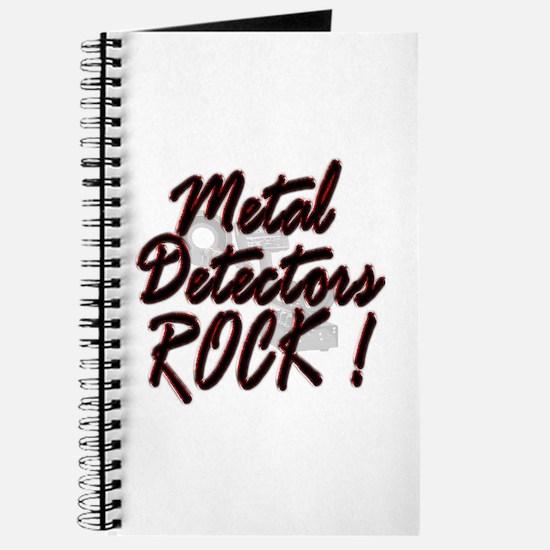 Metal Detectors Rock ! Journal