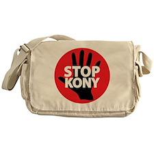 Stop Kony Messenger Bag