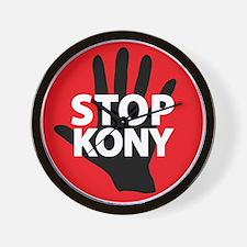 Stop Kony Wall Clock