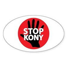 Stop Kony Decal