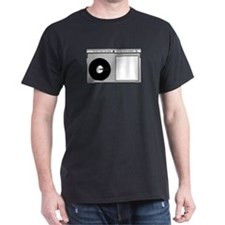 Black Betamax T-Shirt