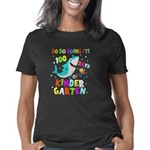 I Heart Capitol City Women's Fitted T-Shirt (dark)