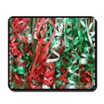 Red, White and Green Mousepad
