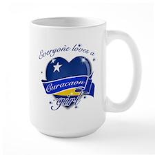 I heart Curacaon Designs Mug