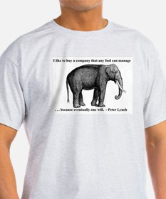 A Wise Elephant (grey)