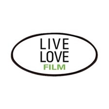 Live Love Film Patches