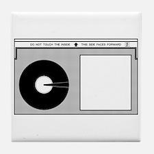 Betamax Tile Coaster