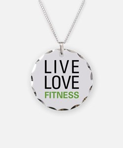 Live Love Fitness Necklace