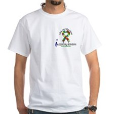 With All My Heart Autism Shirt