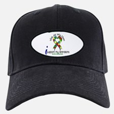 With All My Heart Autism Baseball Hat