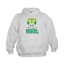 Angry owl Hoodie