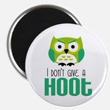 Angry owl Magnet