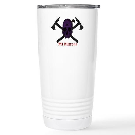 M1 Killzone Stainless Steel Travel Mug