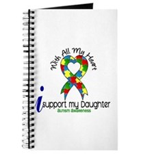 With All My Heart Autism Journal