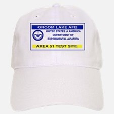 Area 51 Pass Baseball Baseball Cap