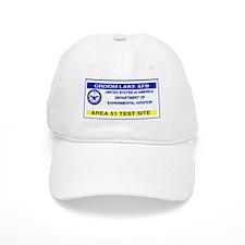 Area 51 Pass Baseball Cap