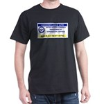 Area 51 Pass Dark T-Shirt