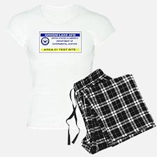 Area 51 Pass Pajamas