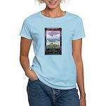 To Unimagined Shores Women's Light T-Shirt