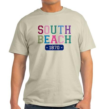 South Beach 1870 Light T-Shirt