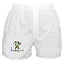 With All My Heart Autism Boxer Shorts