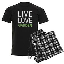 Live Love Garden Pajamas