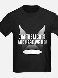 """Dim the Lights"" T"