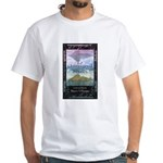 To Unimagined Shores White T-Shirt