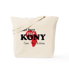 Stop Kony 2012 Tote Bag