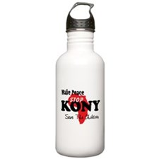 Stop Kony 2012 Water Bottle