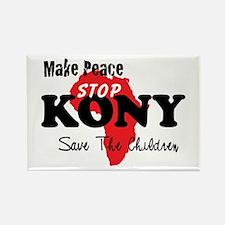 Stop Kony 2012 Rectangle Magnet