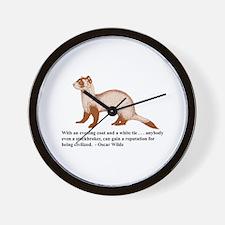Stockbroker (wall clock)