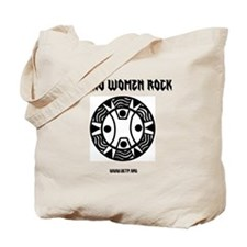Rockin' Tote Bag
