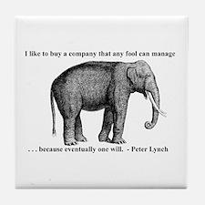 A Wise Elephant (coaster)