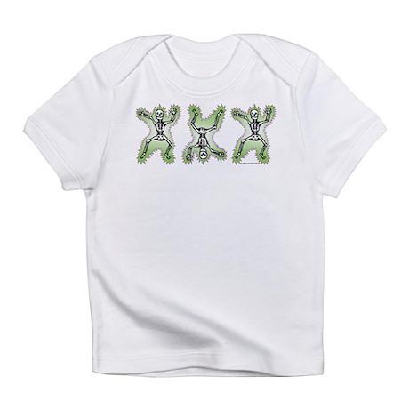 Triple Skeleton Infant T-Shirt