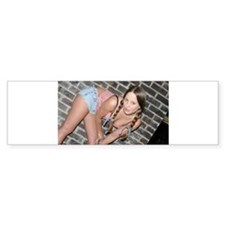 Bumper Sticker of Brandi Mays
