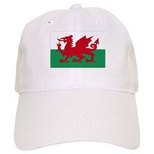 Welsh Red Dragon Baseball Cap