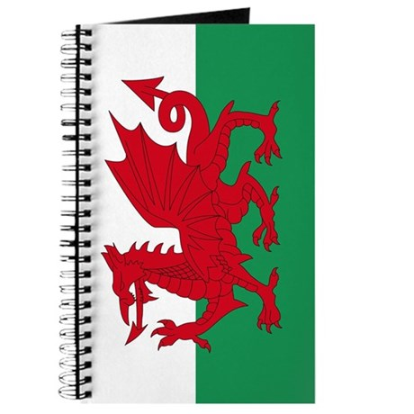 Welsh Red Dragon Journal