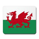 Welsh Classic Mousepad