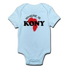 Stop Kony 2012 Infant Bodysuit