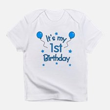 Unique First birthday Infant T-Shirt