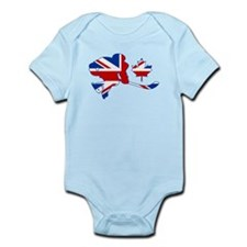 Hockey Lovers Infant Bodysuit