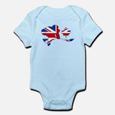Hockey Lovers Infant Bodysuit