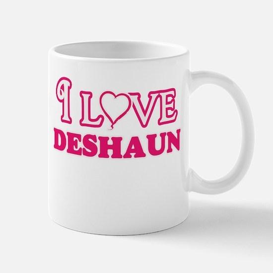 I Love Deshaun Mugs