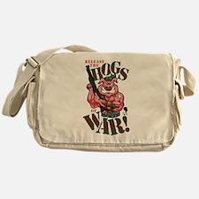 Hogs of War Messenger Bag