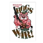 Hogs of War Postcards (Package of 8)