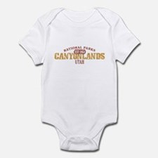 Canyonlands National Park UT Infant Bodysuit
