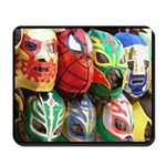 Lucha Libre Masks Mousepad
