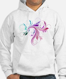 Colorful flourish Jumper Hoody